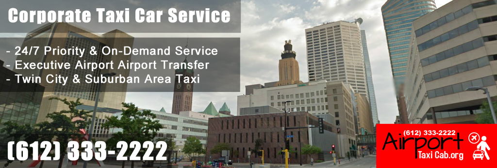 Minneapolis Corporate Taxi Cab Service