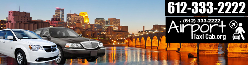 Minneapolis Airport Taxi Services