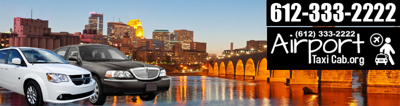 Minneapolis Airport Taxi Service