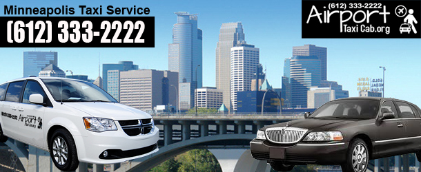Minneapolis St Paul International Airport Taxi Service