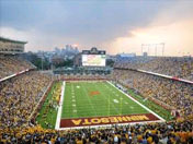 TCF Bank Stadium - Minnesota UC Football