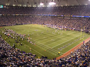 Metrodome - Minneapolis Vikings
