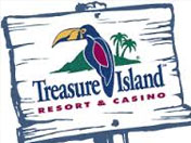 Treasure Island Casino and Resort Taxi Service