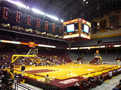 Williams Arena UC Basketball - Minnesota Gophers