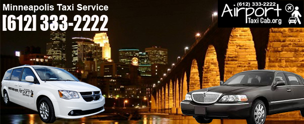 MSP Airport Taxi 24/7 Airport Cab To MSP Airport Minneapolis